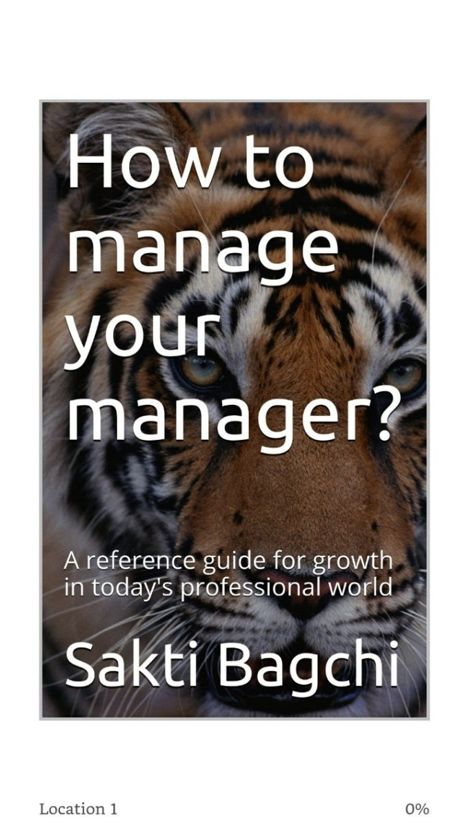 leadership learning from life how to manage your manager
